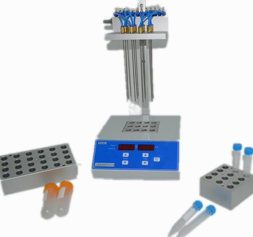 全自动氮吹仪设备