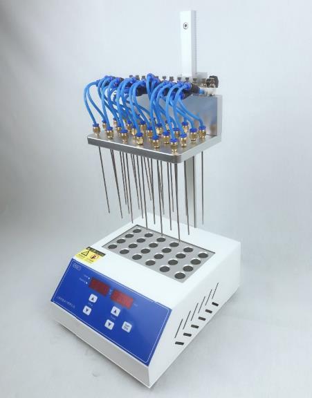 氮气吹干仪